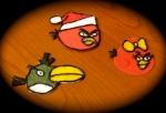 Vihaiset linnut marsipaanista